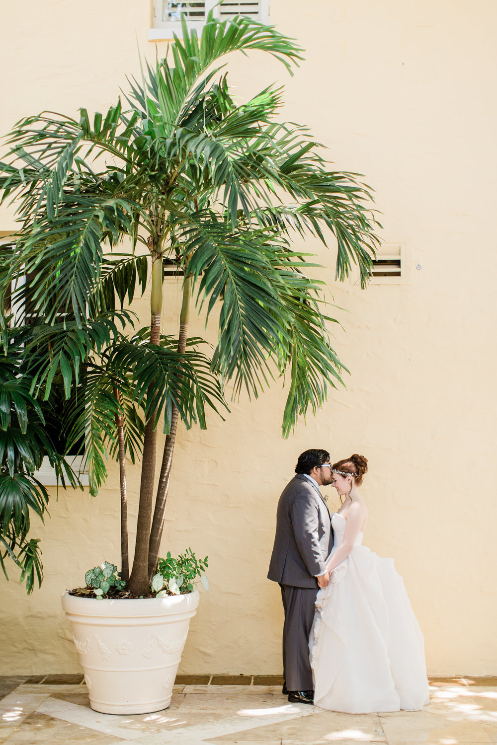 Wedding Portrait at The Addison Boca Raton Wedding Planning by Fleeting Elegance