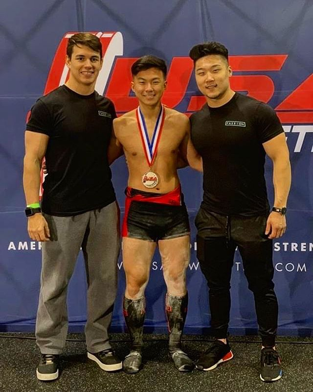 Shoutout to LBS athlete @smolnate for completing his fist meet and placing second in the 66kg weight-class. He  qualified for Collegiate Nationals and will be competing with @rutgerspowerlifting in Ohio this spring!