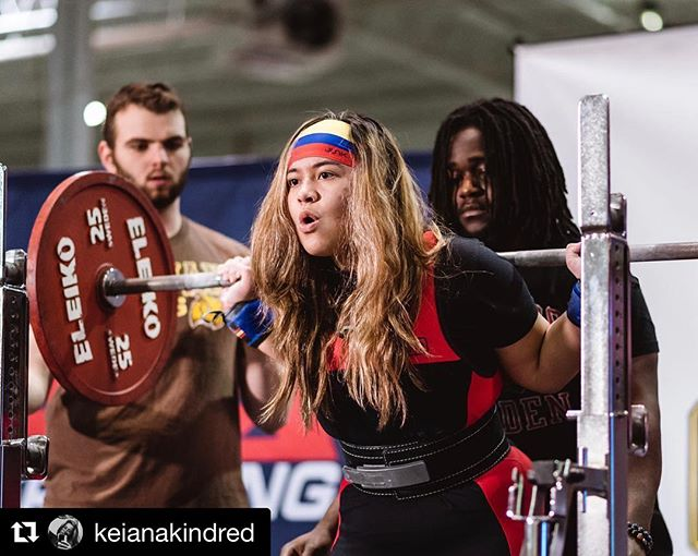 Shoutout to our LBS athlete @keiandkilos for competed at the USAPL Collegiate Invitationals last week in NJ and went 7/9, qualifying for collegiate nationals in the 84KG class! 584lbs total (147lbs Meet PR 💥) Coached by @thekoreanhulk