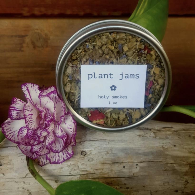 Plant Jams - Lowgap, NC