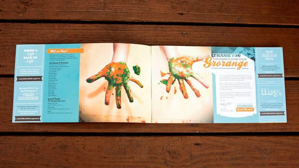 Austin Children's Shelter Annual Report 2011