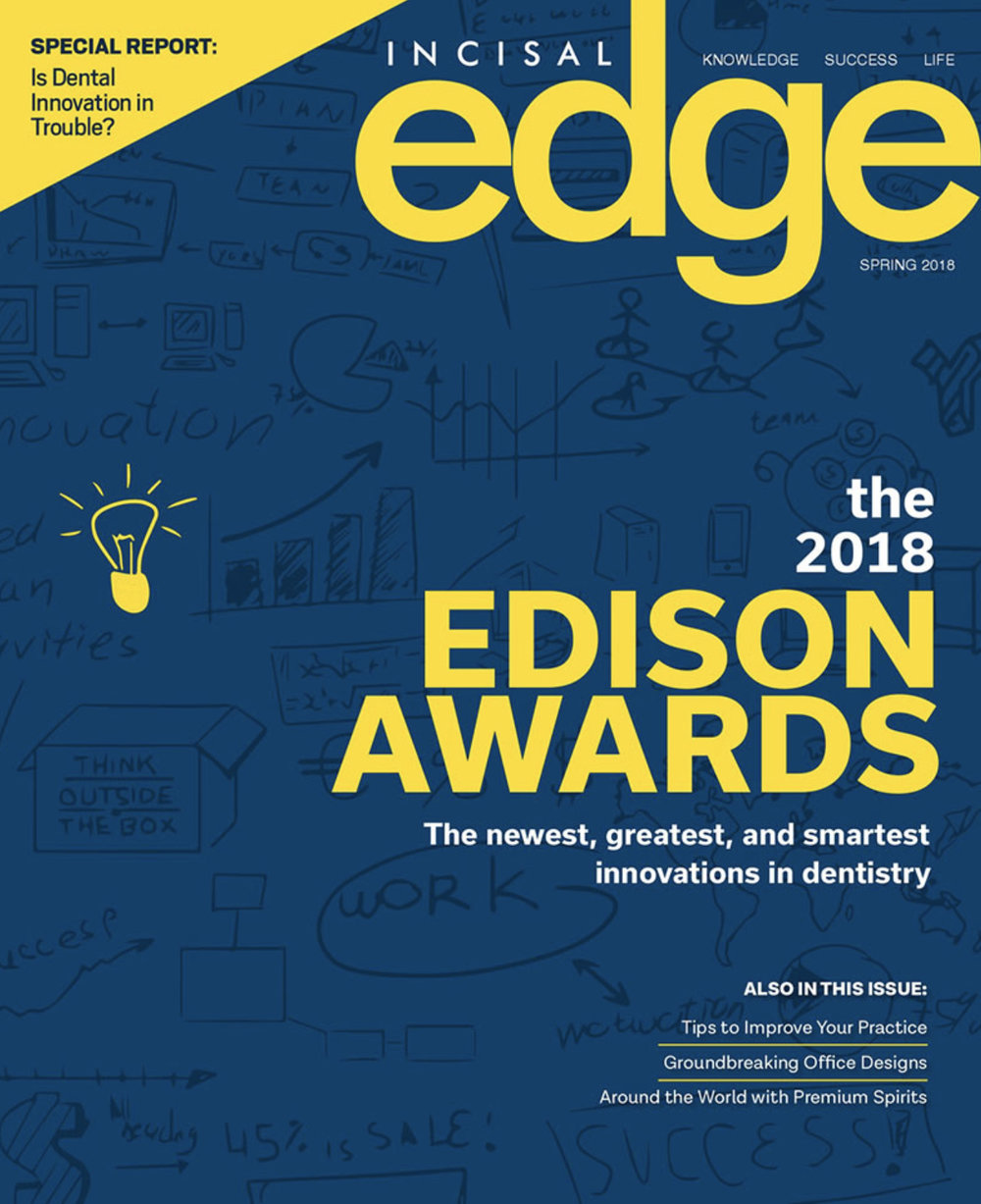 Incisal Edge - Feature Article on Page 50