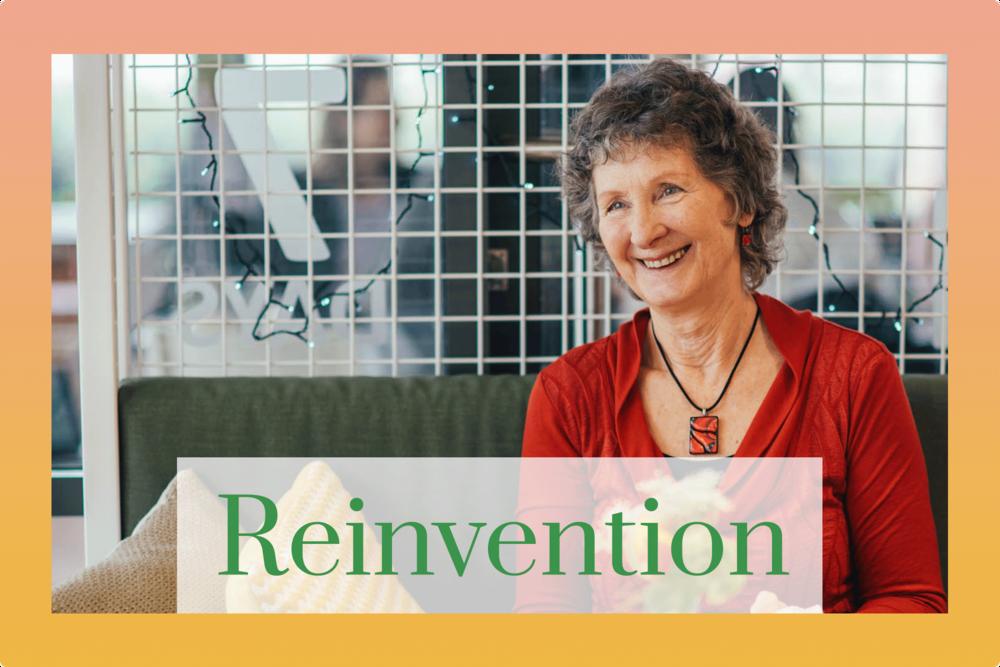 Career Reinvention