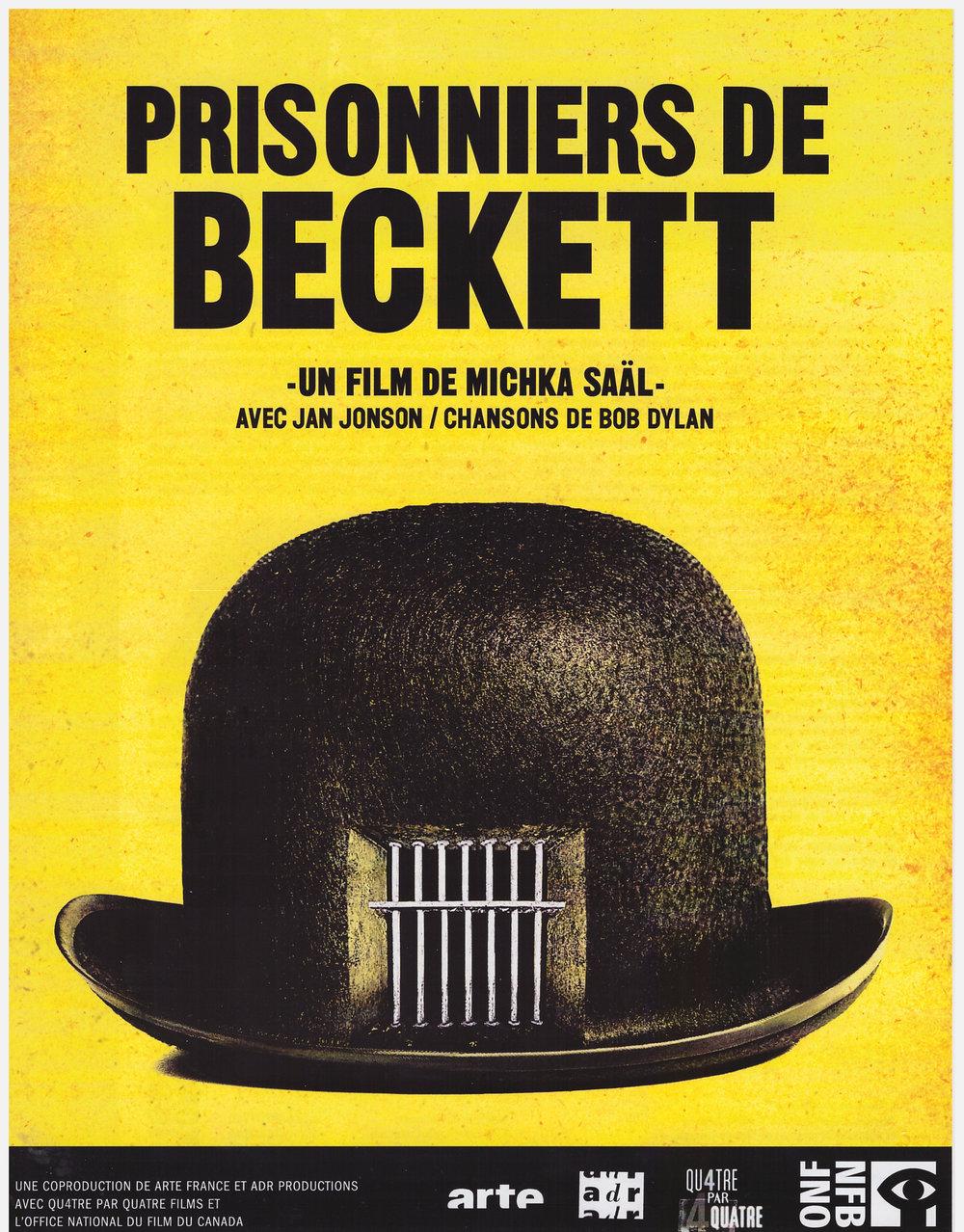 Prisonniers de Beckett poster.jpg