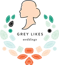 Grey Likes Weddings wedding planner