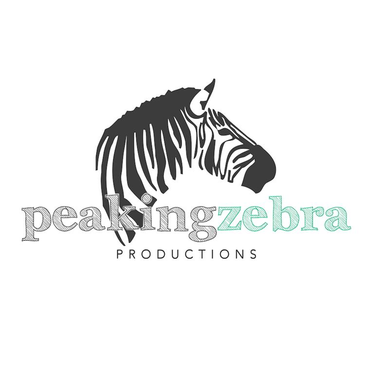 Peaking Zebra