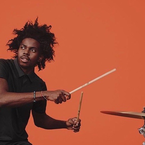 Pauli The PSM - Pauli, The PSM is a drummer, recording artist and music director. He has played with Gorillaz, Kindness and Sampha, and worked with FKA Twigs and Jamie xx. As a solo artist, Pauli has released three singles and two EPs. Listen here.
