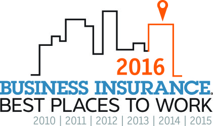 Best Places to Work -- 2016