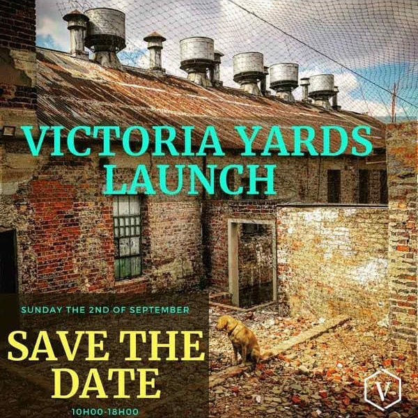 We hope to see you at the launch of @victoria_yards on the first Sunday of September. It is going to be a day packed with amazing things to do and see 😊 YES we will be serving delicious coffee, socializing and chilling out in the beautiful courtyards. Come down and chat!  For more info - check out the event on Facebook.