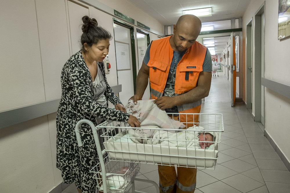 Bordács Loretta Szófia 2016. augusztus 9-én született meg az Egri Kórházban, egészségesen. Józsi csak másnap este tudott eljutni a kórházig, munka után végül főnöke vitte el a kórházba, ahogy volt, munkásruhában, mert busszal már nem tudott volna hazajutni.