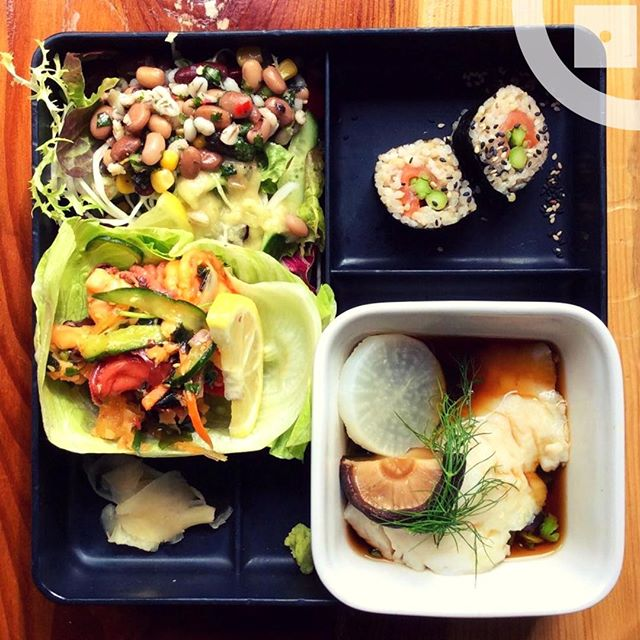 Every day Yamamori restaurants offer at least 8 different combinations of Bento Boxes⠀⠀⠀⠀⠀⠀⠀⠀⠀ .⠀⠀⠀⠀⠀⠀⠀⠀⠀ .⠀⠀⠀⠀⠀⠀⠀⠀⠀ .⠀⠀⠀⠀⠀⠀⠀⠀⠀ .⠀⠀⠀⠀⠀⠀⠀⠀⠀ #delicious #food #fooporn #bentobox #japanese