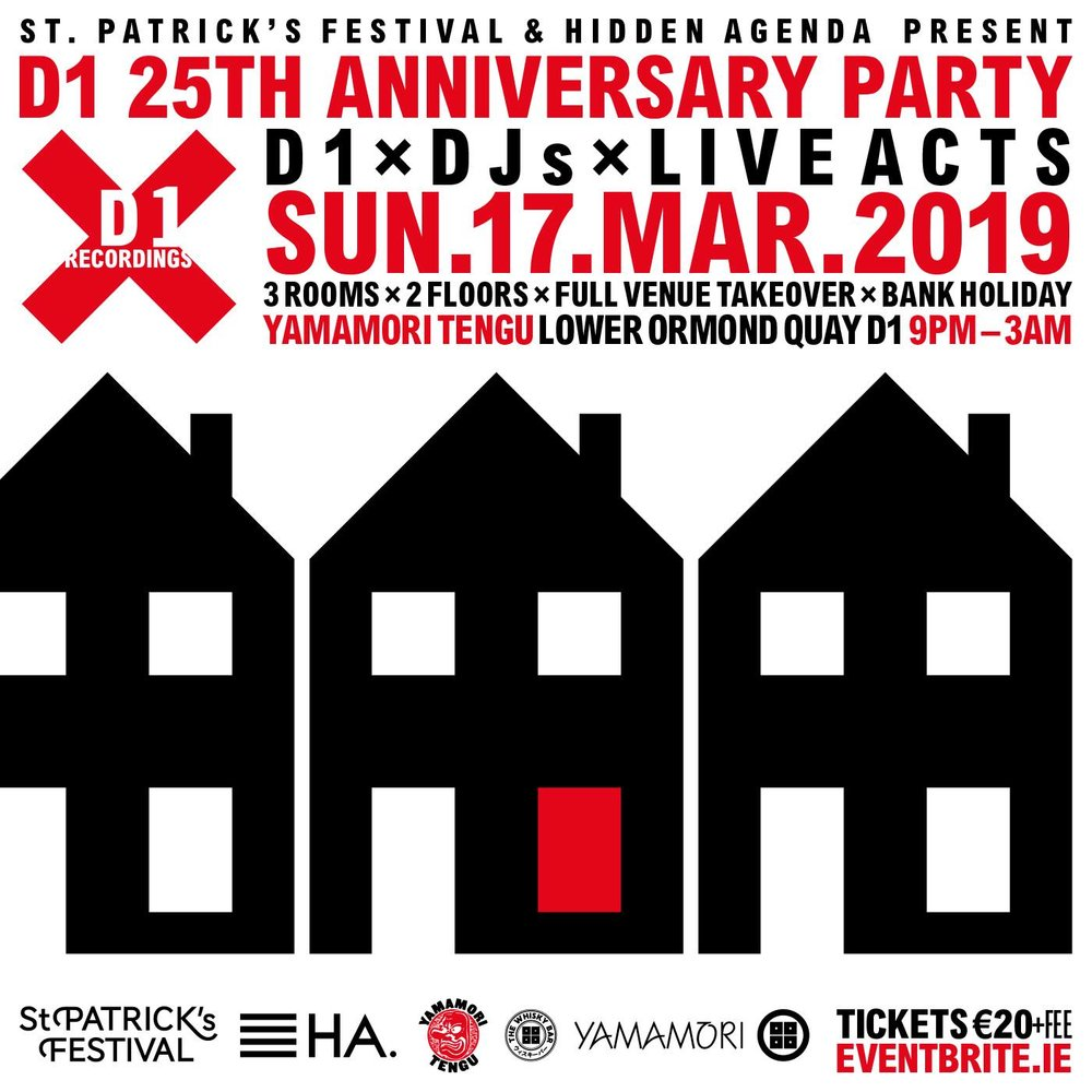 D1 25th Anniversary Party