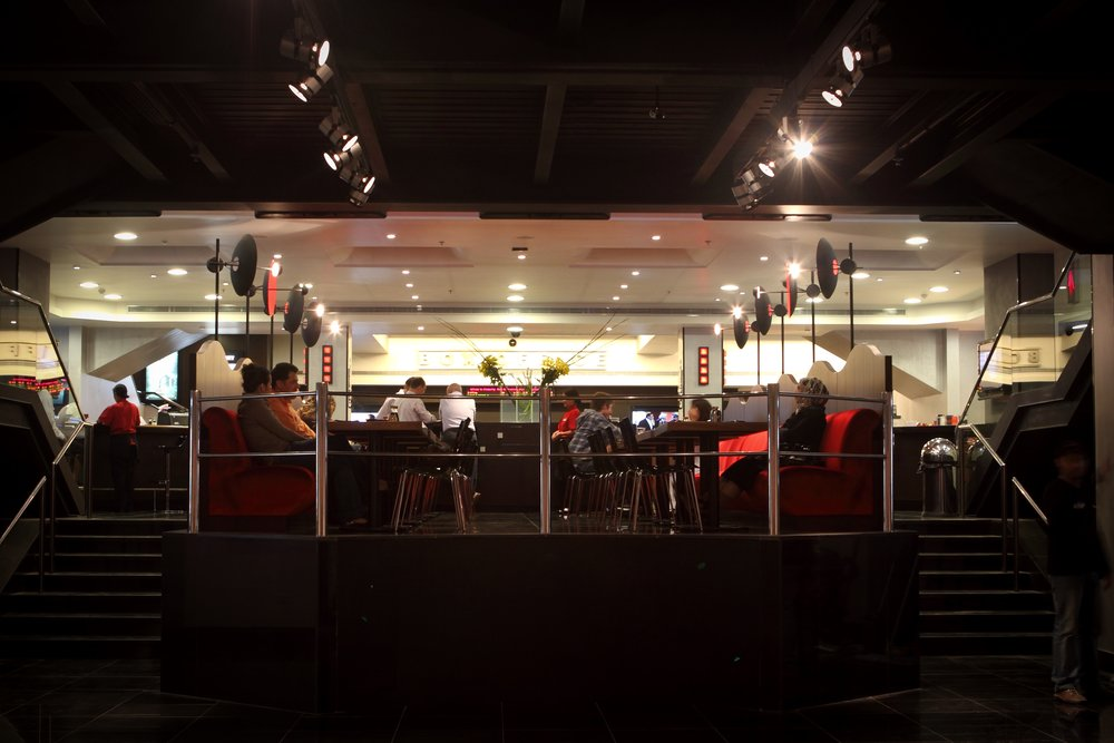 Sake Lounge, Cinemacity Damascus