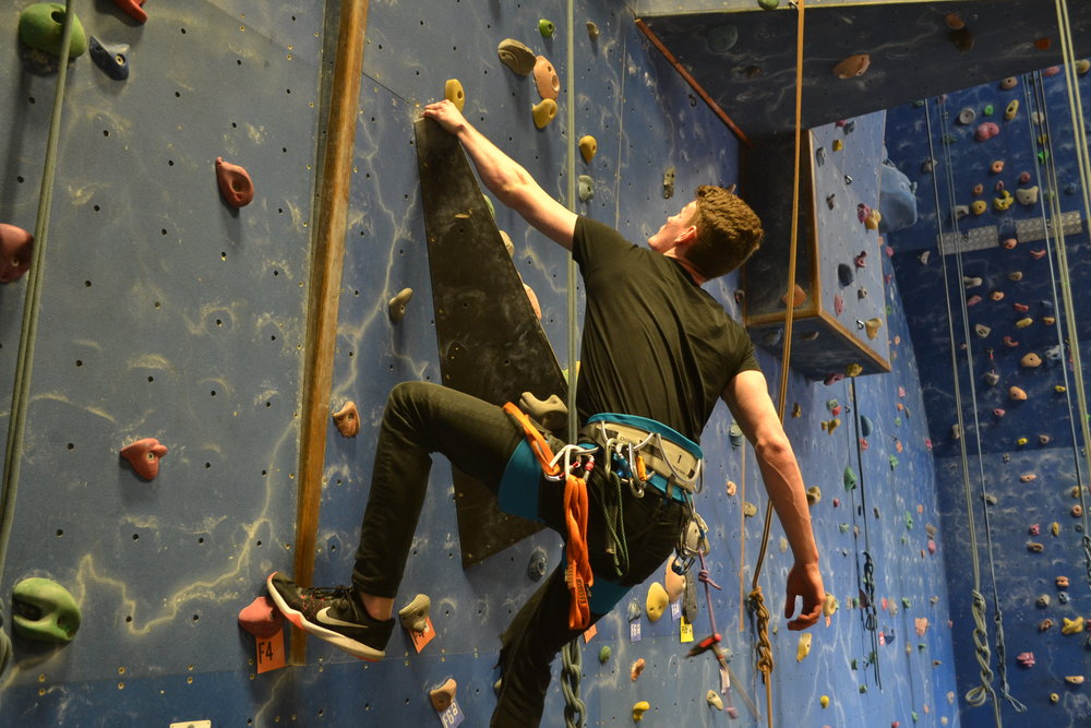Monthly Membership - £30/MonthFull access to boulder wallTop Rope (Belay Certification Test)Full gym access (Adults only)Please download and fill out the Adult Registration Form.