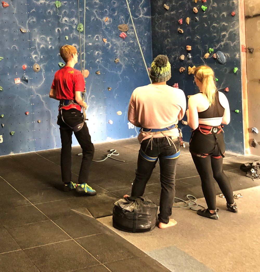 1-2-1 SESSION - INTRO TO THE WORLD OF CLIMBINGDo you need to improve your skills or just give indoor rock climbing a go? Our one hour session will give you 1-2-1 access with a fully qualified instructor. All equipment is included.£30 for 1-2-1 session! (price covers 1,2 or 3 climbers)Booking and full payment in advance is required.Please download and fill out the Adult Registration Form.