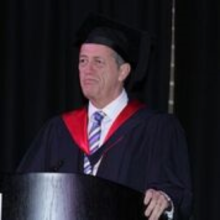 I was invited to give the Occasional Address at the Physiotherapy Graduation Ceremony in 2017.