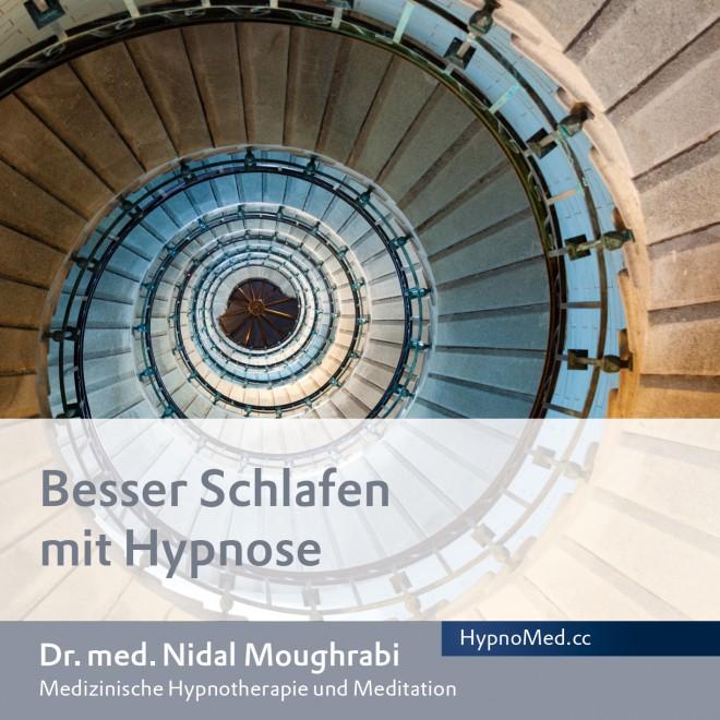 HypnoMed Dr. Nidal Moughrabi Besser Schlafen mit Hypnose (MP3)