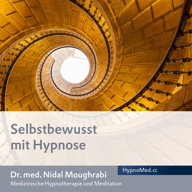 HypnoMed Dr. Nidal Moughrabi Selbstbewusst mit Hypnose (MP3)