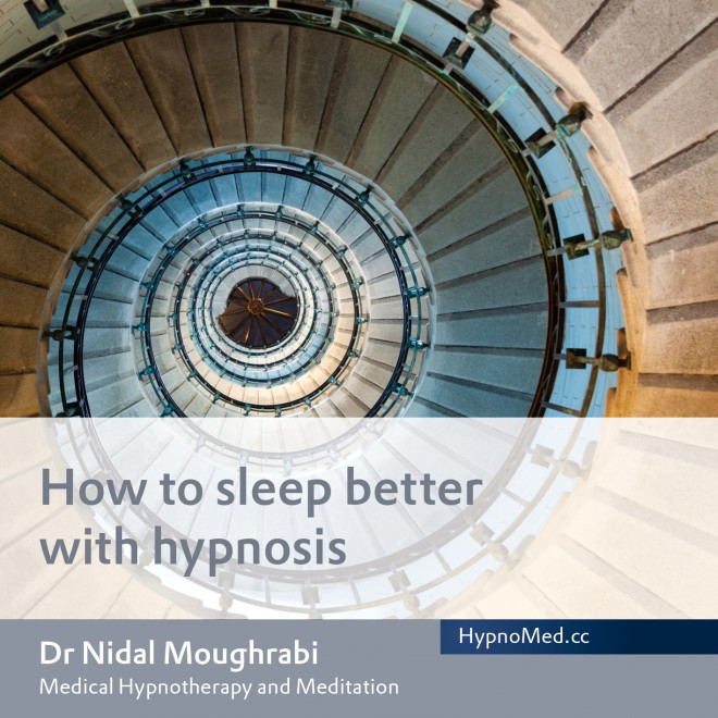 HypnoMed Dr. Nidal Moughrabi How to sleep better with hypnosis (MP3)