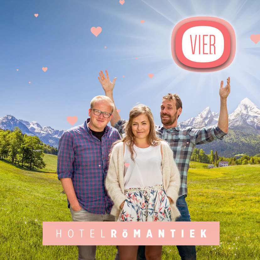 Hotel Römantiek (VIER)