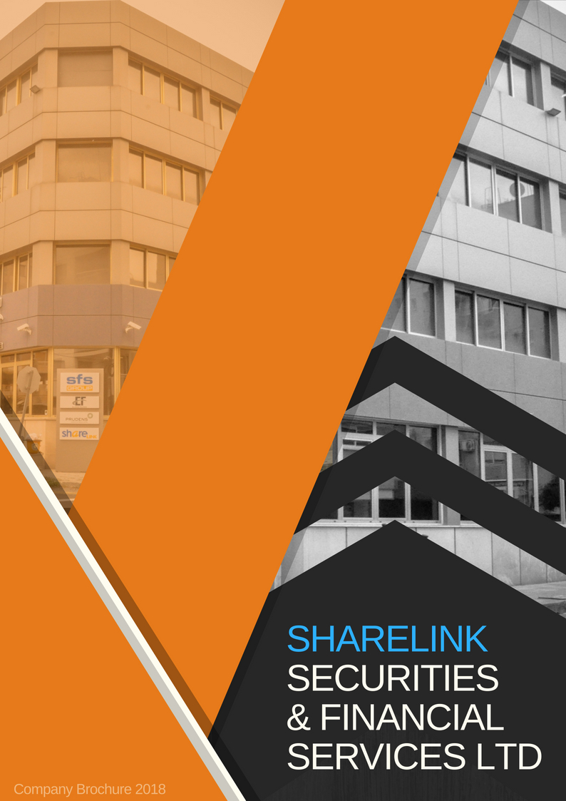 Services Brochure | Sharelink Brochure Sharelink Securities And Financial Services
