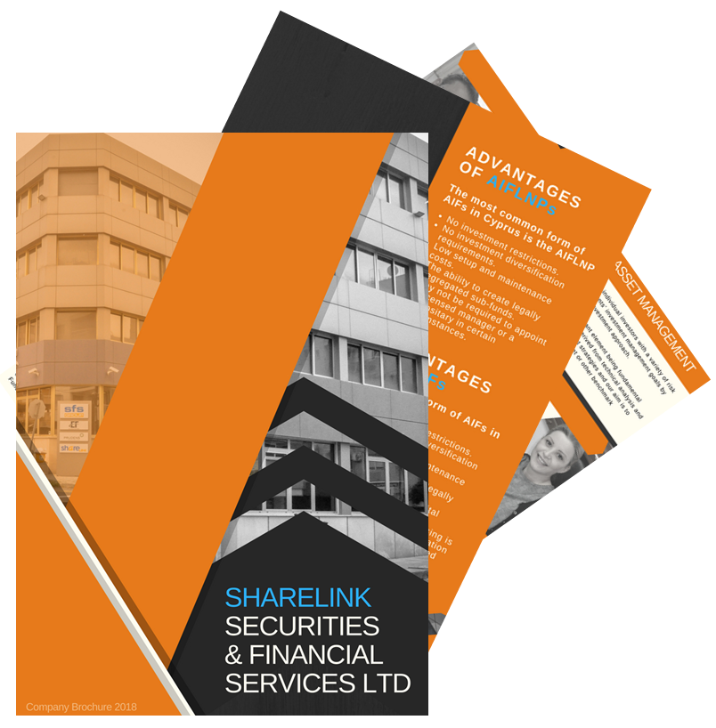 Our New Brochure - Download and get the most up to date information regarding our services, the new AIF law, and listing your company on the CSE Markets