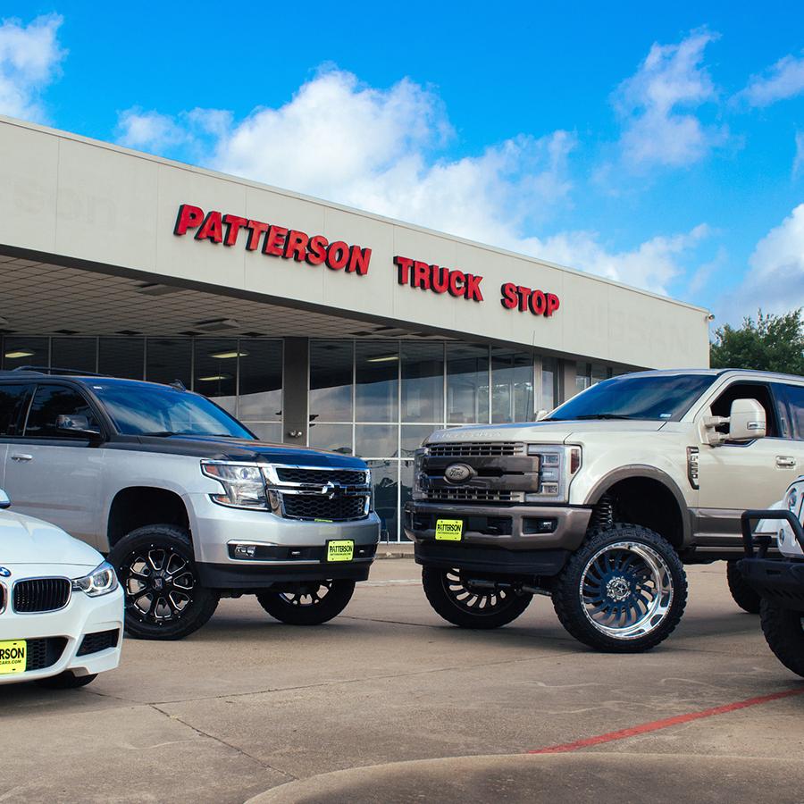 Patterson truck stop, longview -            Premier truck superstore.