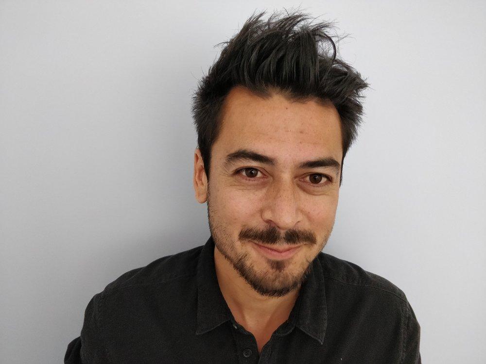 Arnaud (commandant de bord)  Fondateur du projet, CEO d'IPOCAMP