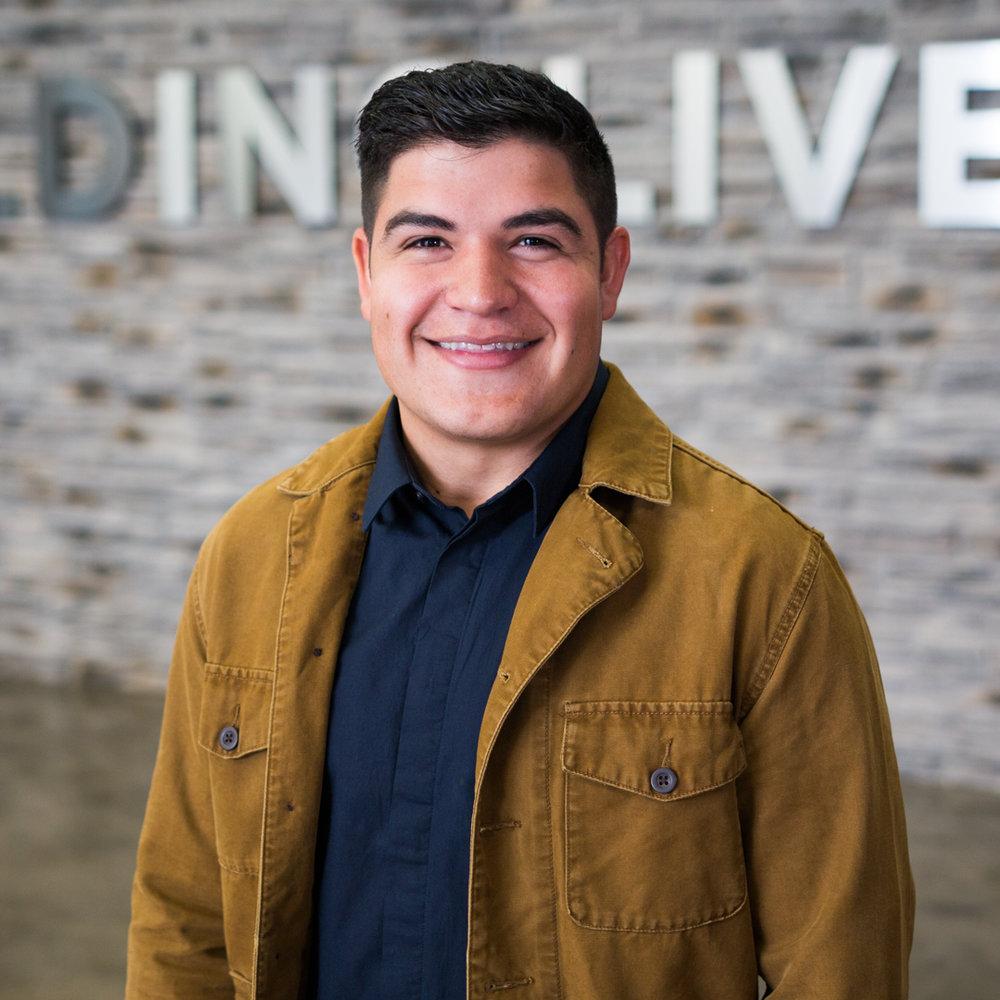 Pastor Seth DorÉ - Student Pastor