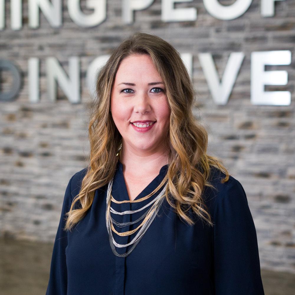 Heather Hicks - Executive Assistant to Pastor Garrett Craig