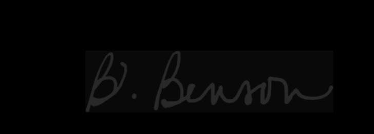 B.Benson Black Signature.png