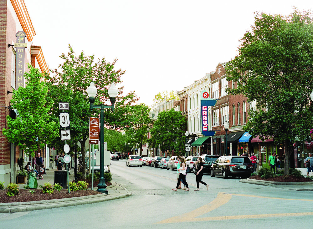 Historic Main Street in downtown Franklin, Tennessee 155.JPG