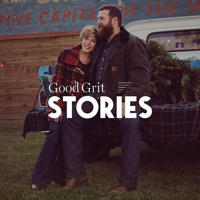 """Good Grit Stories present a special excerpt from Erin & Ben Napier's book """"Make Something Good Today""""."""