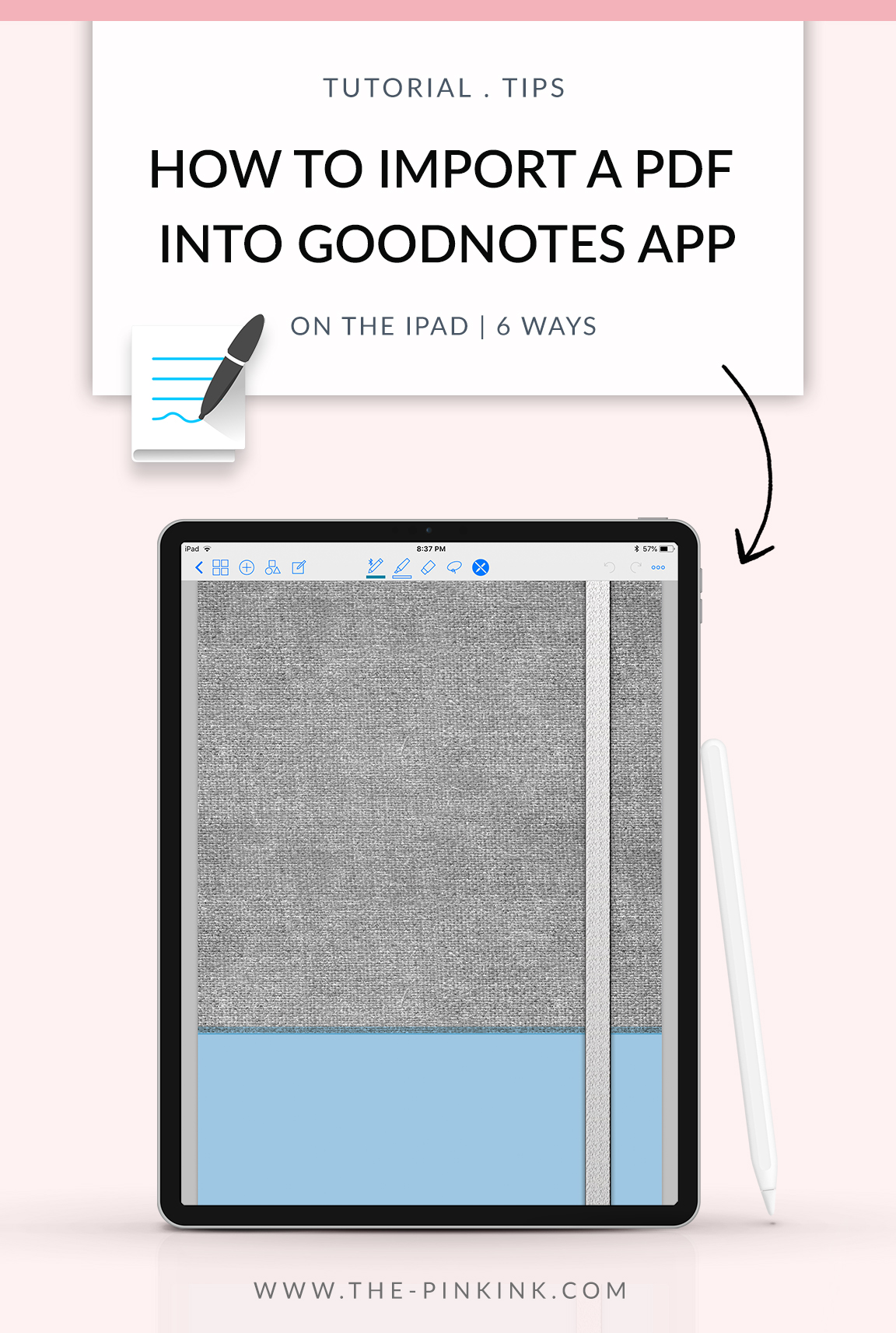 How to Create Digital Sticky Notes on the Ipad? Step by Step