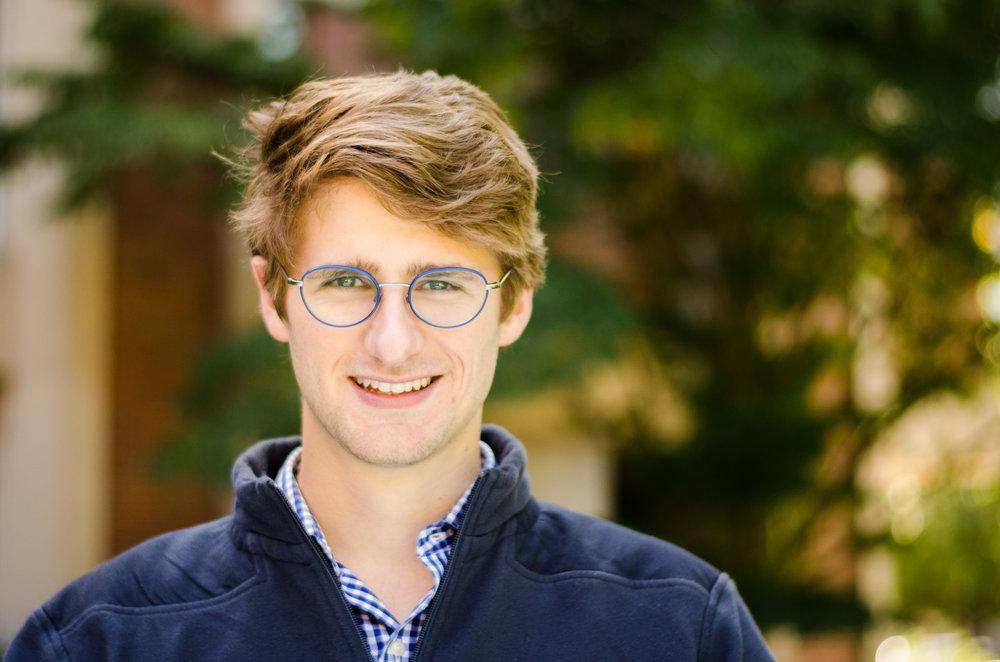 Tristan Owens   Graduate student, Chemical Biology Program   Email