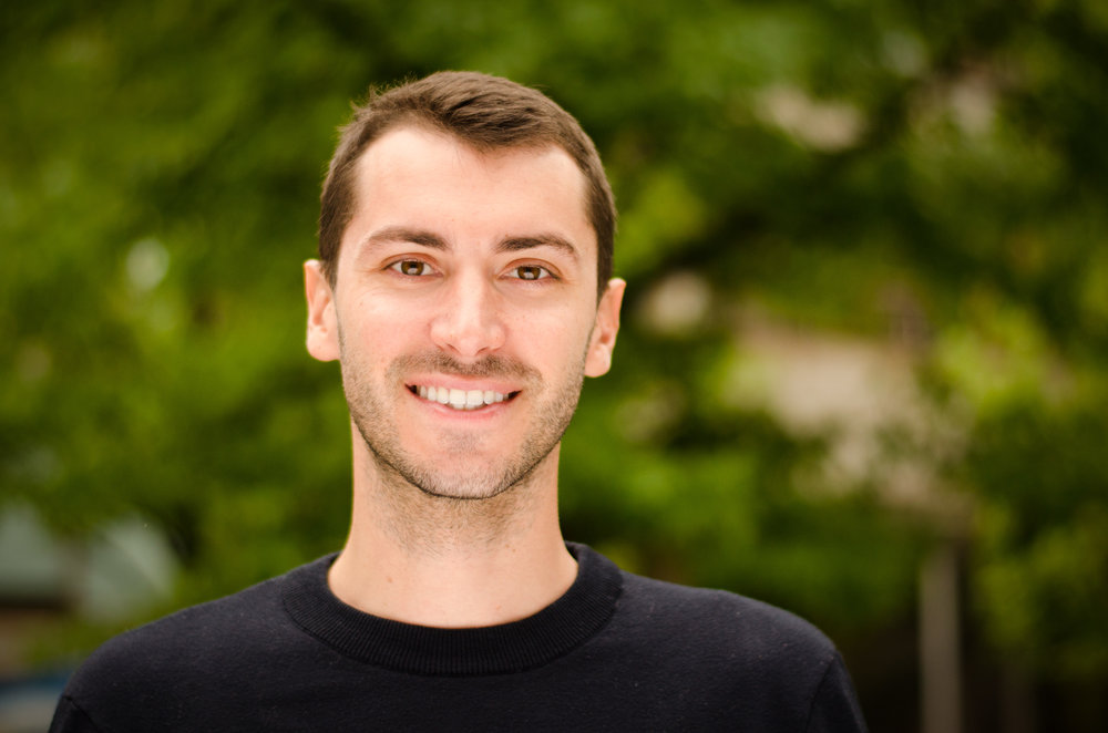 Fred Rubino   Graduate student, Chemistry and Chemical Biology   Email