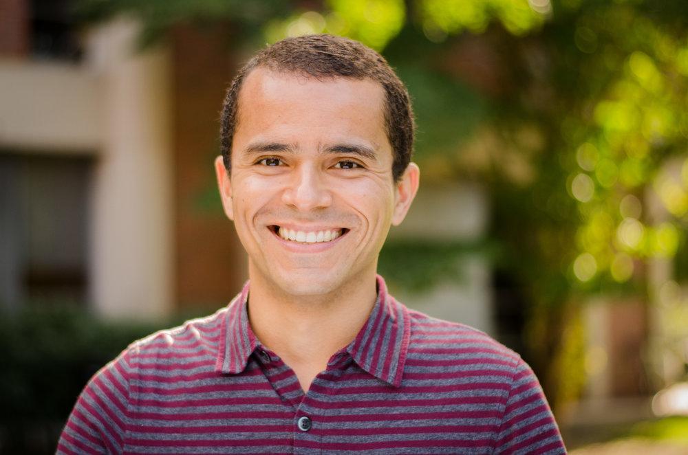 Thiago Santos   Postdoctoral Fellow   Email