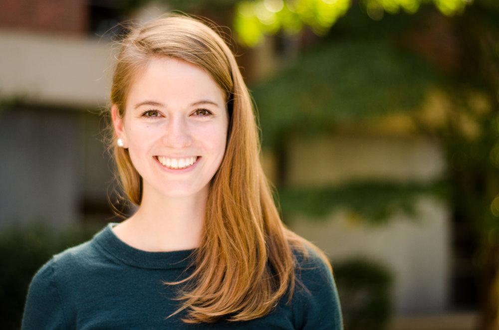 Lisa Toerk   Graduate student, Chemical Biology Program   Email