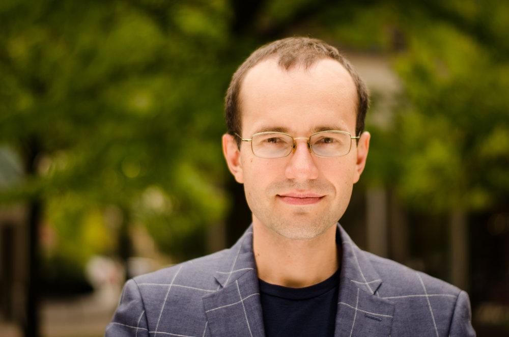 Vadim Baidin   Postdoctoral Fellow   Email