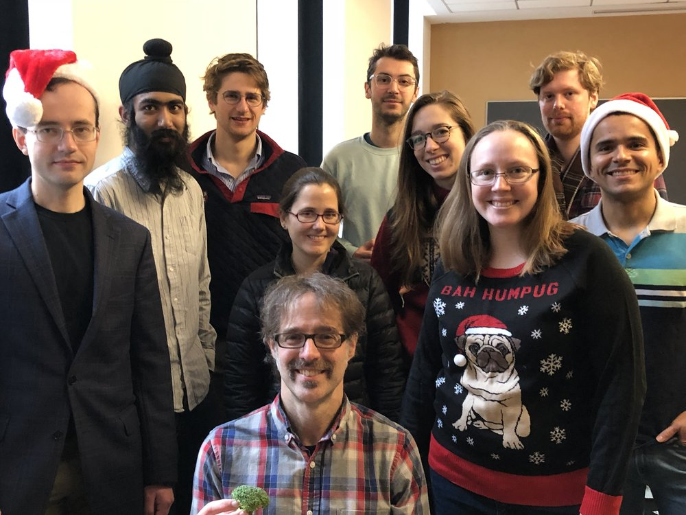 Season's Greetings - Ho Ho Ho and happy holidays from the Kahne lab! We wish everyone a safe and joyful new year.