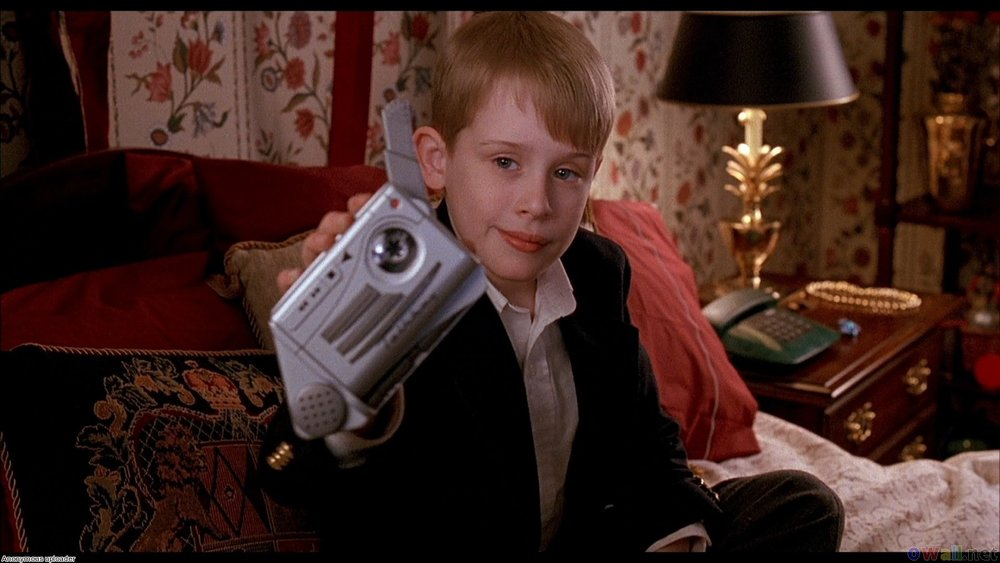 If you need a recording device, I recommend the  Talkboy . Or your phone. Both work.
