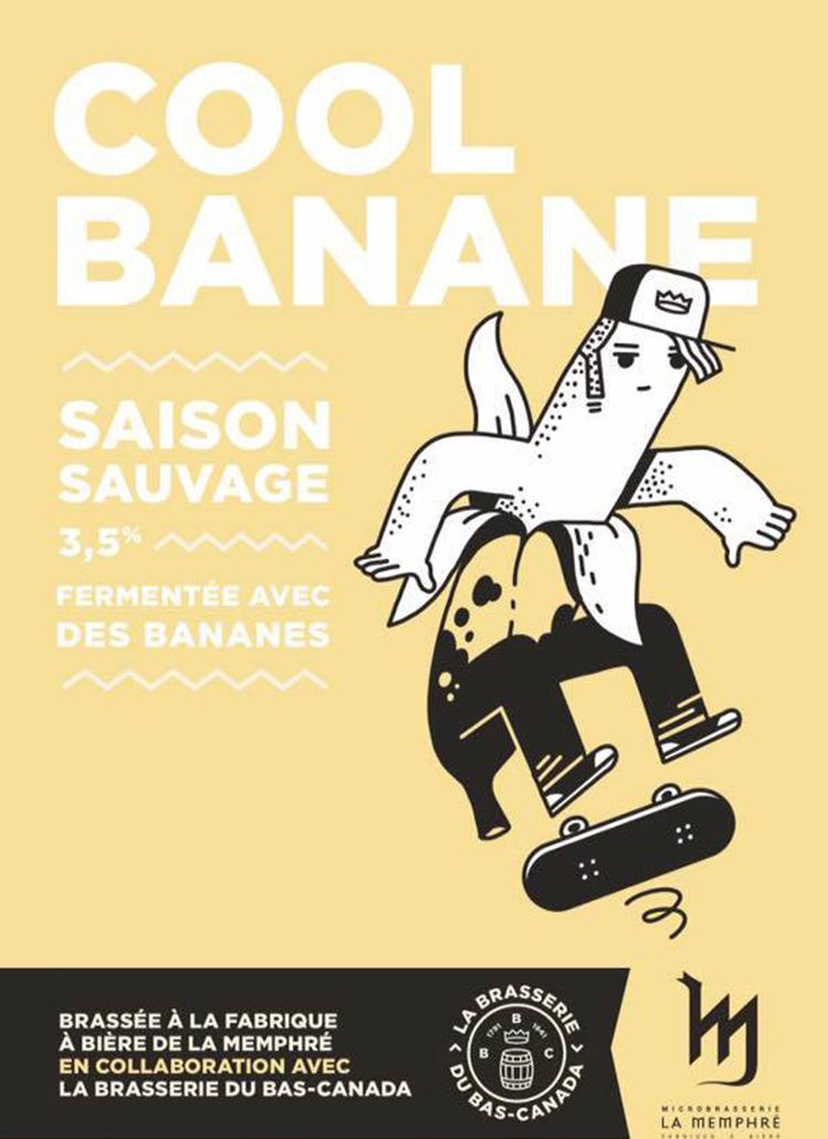 COOL BANANE - Saison sauvage