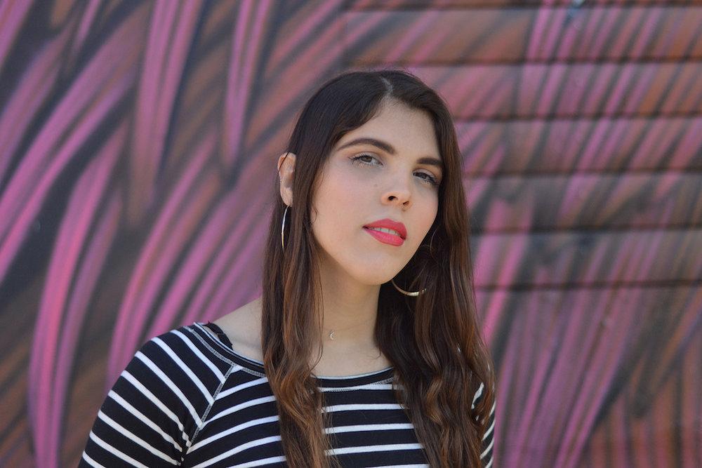 Daniela Arroyo González, estudiante de periodismo en la Universidad de Puerto Rico. (Andrés Santana Miranda / ONCE)