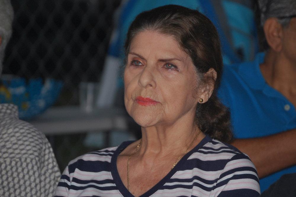 Áurea Franco Díaz, madre de Nina. (Glorimar Velázquez Carrasquillo / ONCE)
