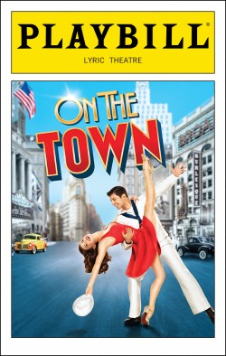 On The Town   Dir: John Rando Principal Casting
