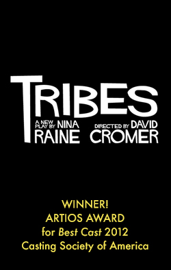 Tribes   Dir. David Cromer Barrow Street Theatre