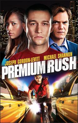 Premium Rush   Dir. David Koepp. Starring: Joseph Gordon-Levitt, Jamie Chung, Michael Shannon