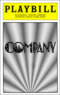 Company   Dir. Scott Ellis Producer: Roundabout Theatre Co.