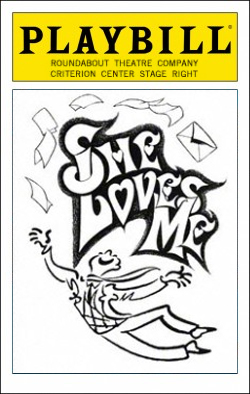 She Loves Me   Dir. Scott Ellis Producer: Roundabout Theatre Co.