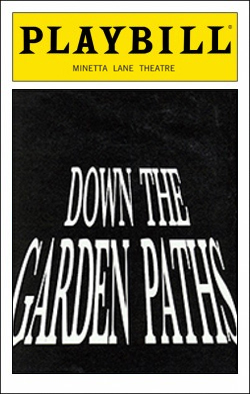 Down the Garden Paths   Dir. David Saint Producers: Max Cooper, Elliot Martin
